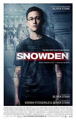 Picture of Snowden