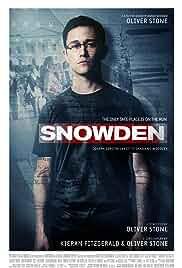 Snowden film poster