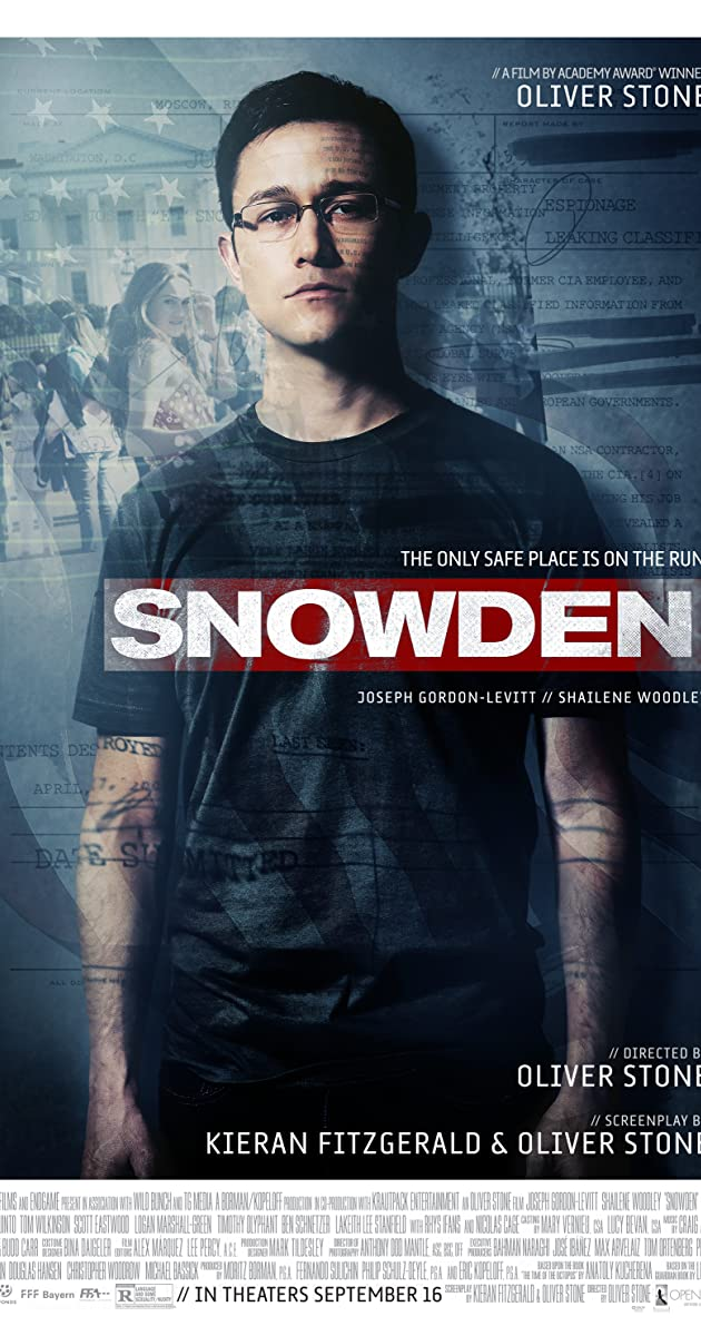 Snowden (2016) - IMDb Jake Gyllenhaal