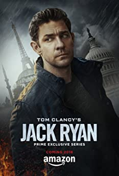 "Get a peak at ""Tom Clancy's Jack Ryan,"" about an up-and-coming CIA analyst thrust into a dangerous field assignment for the first time."