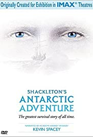 Shackleton's Antarctic Adventure Poster