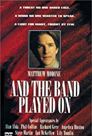 And the Band Played On(1993) Poster - Movie Forum, Cast, Reviews