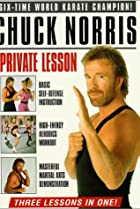 Image of Chuck Norris: Private Lesson