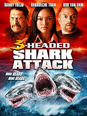 3-Headed Shark Attack ()