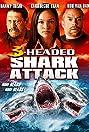 el ataque del tiburón de 3 cabezas  - cine