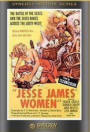 Jesse James' Women Poster
