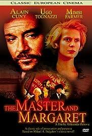 Il maestro e Margherita(1972) Poster - Movie Forum, Cast, Reviews