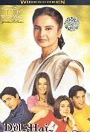 Dil Hai Tumhaara (2002) Poster - Movie Forum, Cast, Reviews