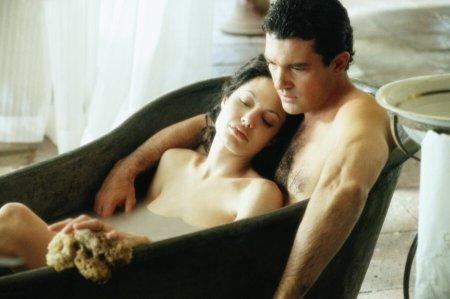 Angelina Jolie and Antonio Banderas co-star
