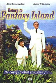 Return to Fantasy Island Poster