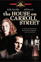 The House on Carroll Street (1988) Poster
