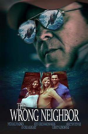 Poster The Wrong Neighbor