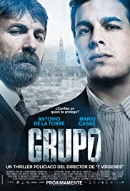 Grupo 7 (2012) Poster - Movie Forum, Cast, Reviews