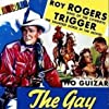 Roy Rogers, Jane Frazee, and Trigger in The Gay Ranchero (1948)