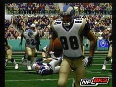 NFL 2K3 VG