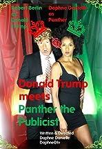 Donald Trump Meets Panther the Publicist