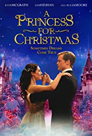 A Princess for Christmas 2011 Poster