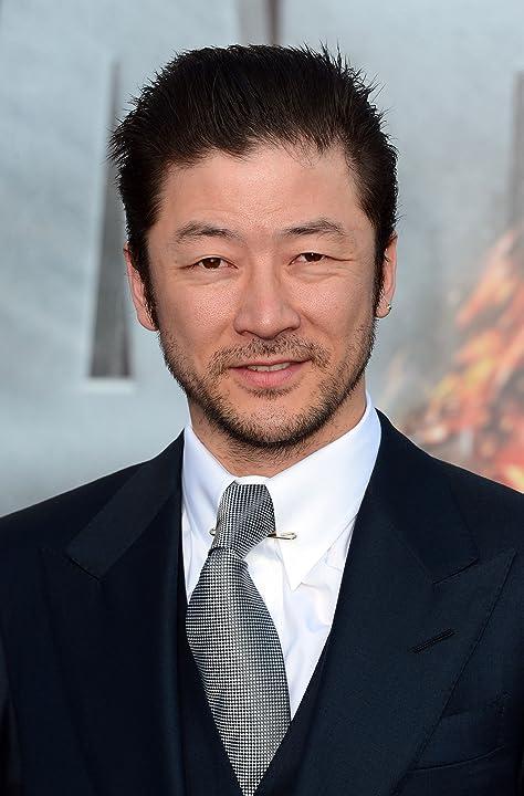 Tadanobu Asano at Battleship (2012)