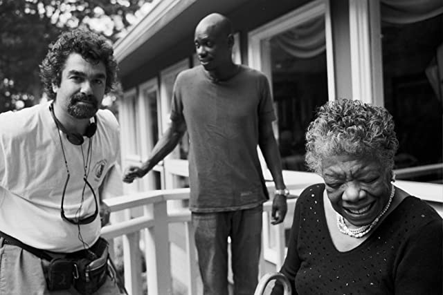 Maya Angelou, Joe Berlinger, and Dave Chappelle in Iconoclasts (2005)