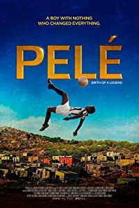 Pelé: Birth of a Legend 2016 Poster