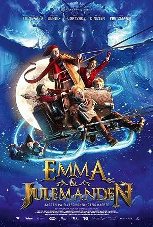 Emma & Julemanden: Jagten på elverdronningens hjerte (2015)
