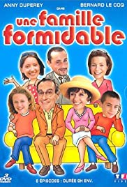Une famille formidable Poster