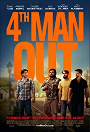 Fourth Man Out Poster