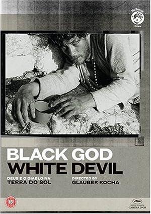 Black God, White Devil poster