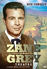 Zane Grey Theater Poster