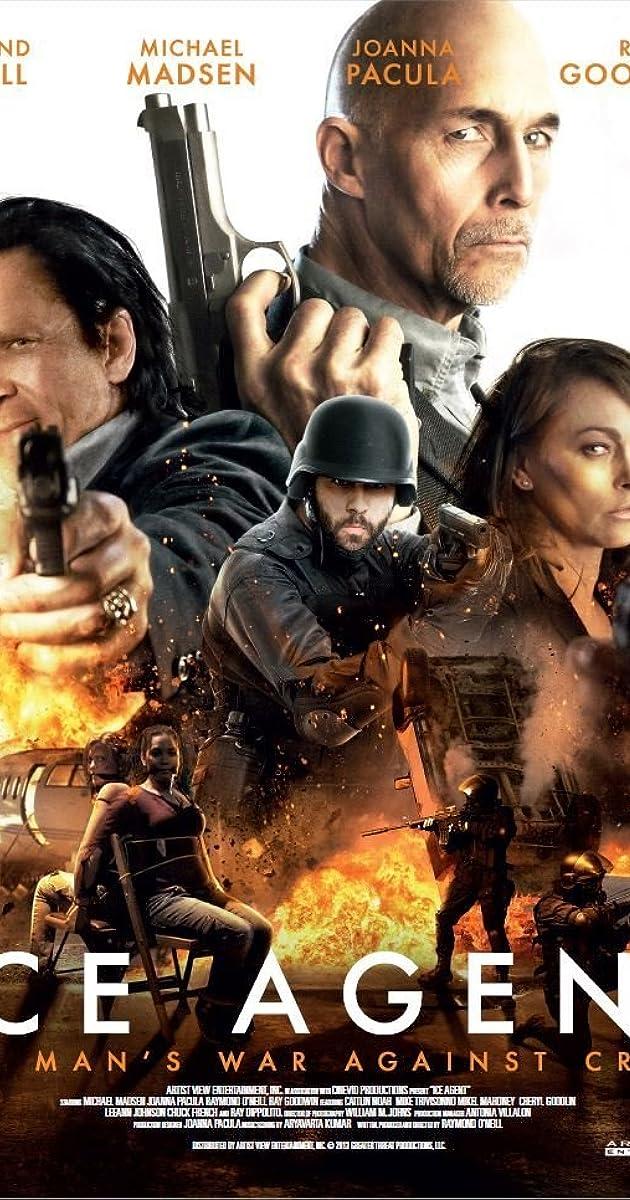 Ice Agent (2013) - Imdb