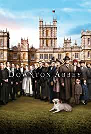 Downton Abbey tv poster