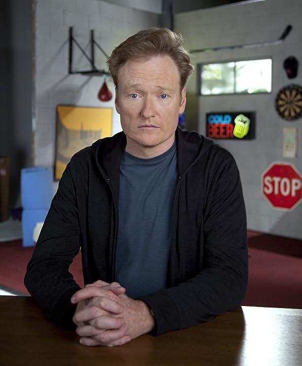Conan O'Brien in Web Therapy (2011)