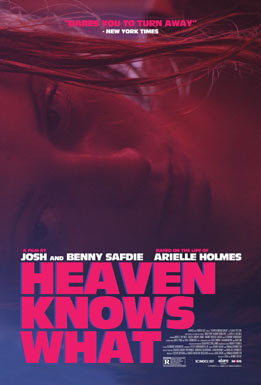 image Heaven Knows What Watch Full Movie Free Online
