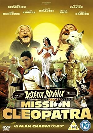 Asterix and Obelix Meet Cleopatra poster