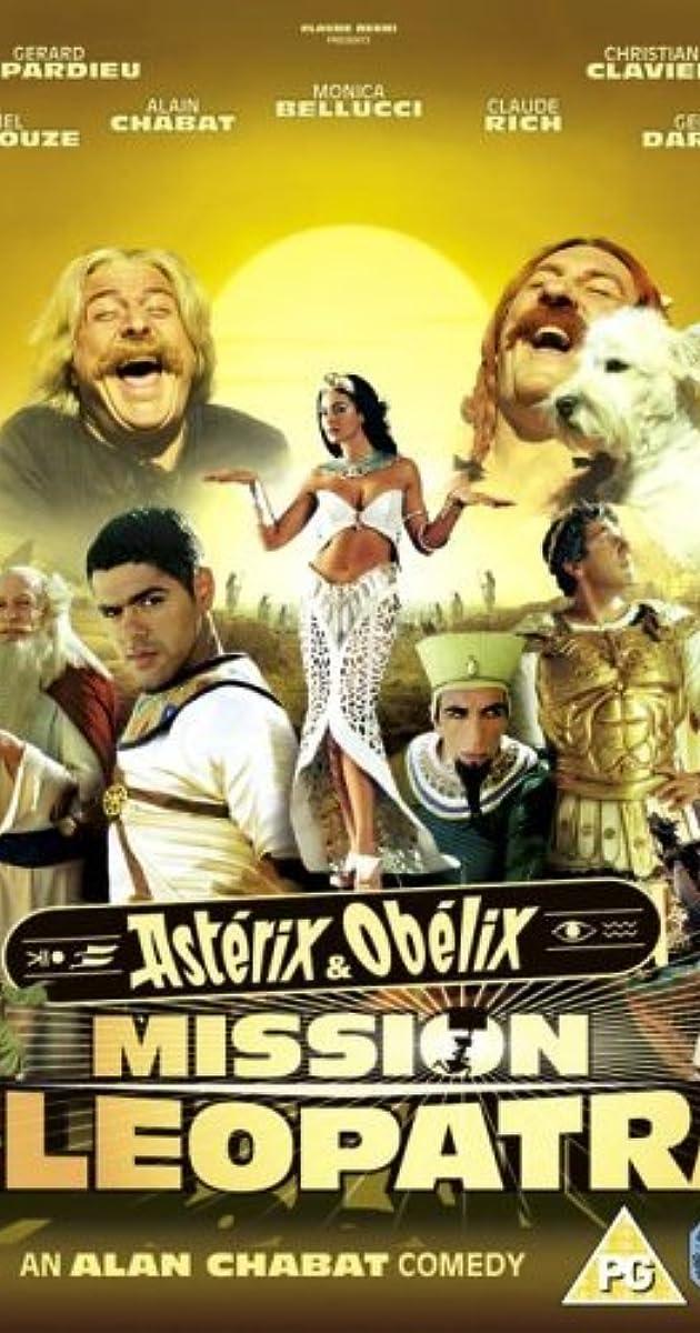 Asterix e Obelix Missao Cleopatra