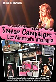 Smear Campaign: @LizzWinstead's #Tour4PP Poster