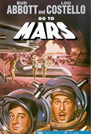 Abbott and Costello Go to Mars Poster