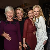 Nicole Kidman, Kristin Scott Thomas, Helen Mirren, and Emma Thompson