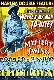 Mystery in Swing Poster