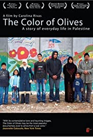 El color de los olivos Poster