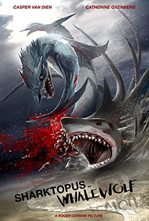Sharktopus vs. Whalewolf (2015) Download on Vidmate