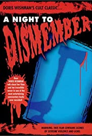 A Night to Dismember Poster