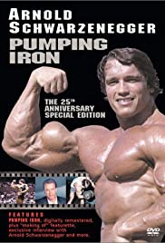 Pumping Iron (1977) Poster - Movie Forum, Cast, Reviews