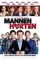 Mannenharten (2013) Poster