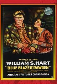 'Blue Blazes' Rawden Poster