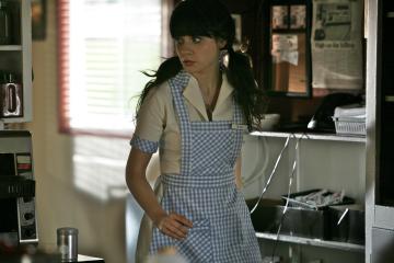 Zooey Deschanel in Tin Man (2007)