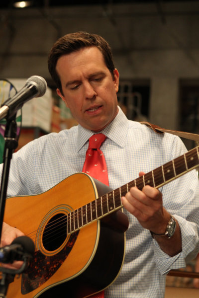 Ed Helms in The Office (2005)