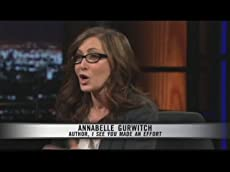 Annabelle Gurwitch on Real Time with Bill Maher