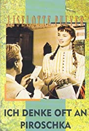 Ich denke oft an Piroschka (1955) Poster - Movie Forum, Cast, Reviews