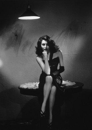 Ava Gardner Film Set Killers, The (1946) 0038669